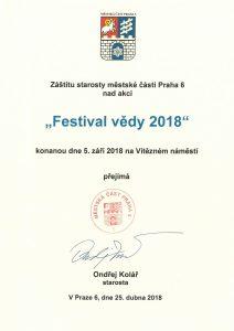 Záštita - Praha 6