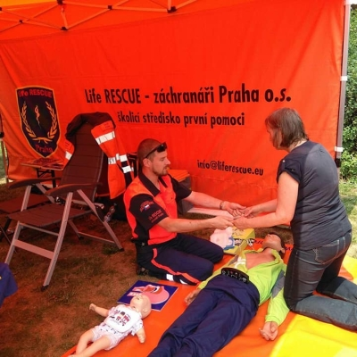 Life Rescue – záchranáři Praha, z.s.